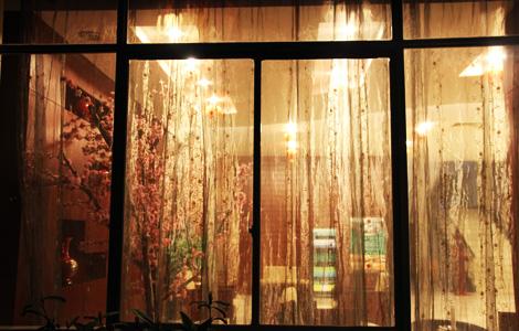 天目湖假日花园酒店 大堂吧