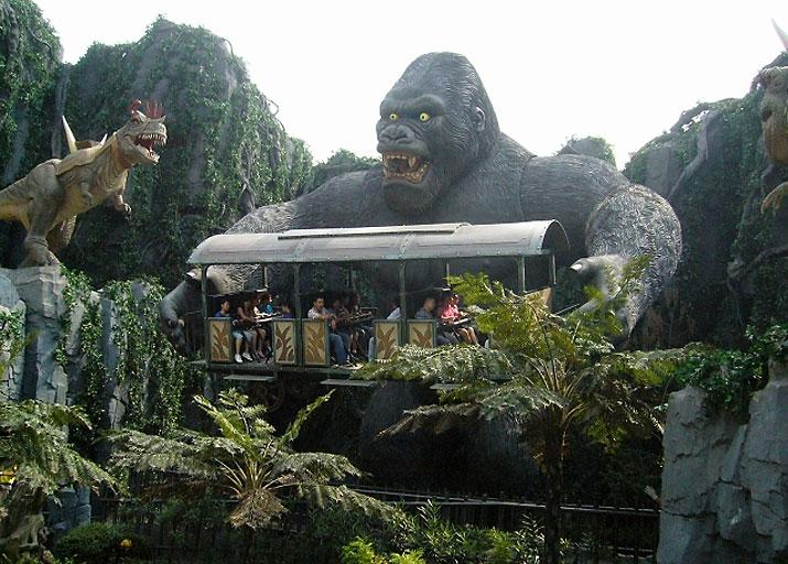 常州中华恐龙园2人2日游