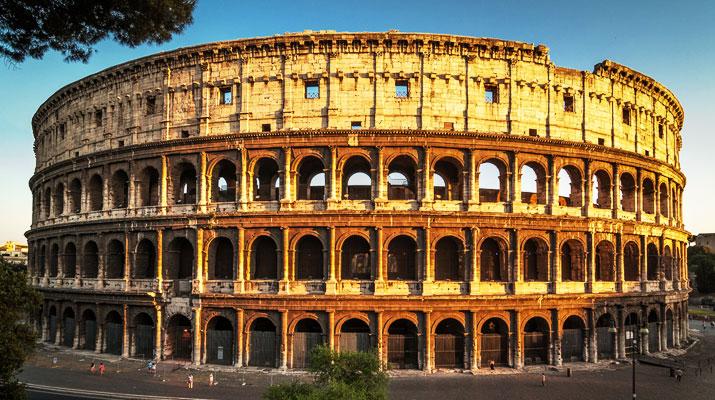 古罗马经济总量_古罗马建筑